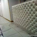 Декоративная обивка стен