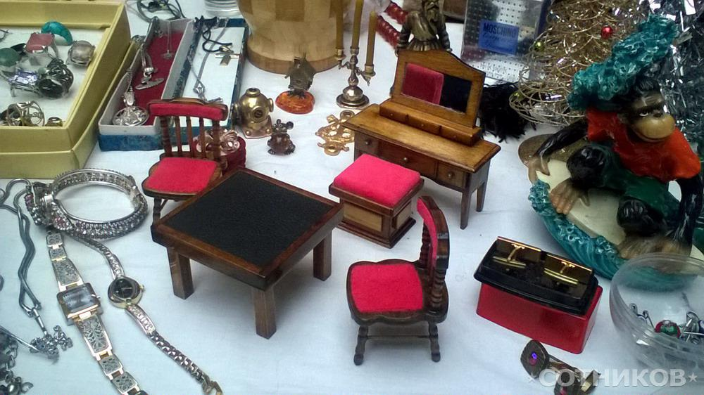 миниатюрная мебель